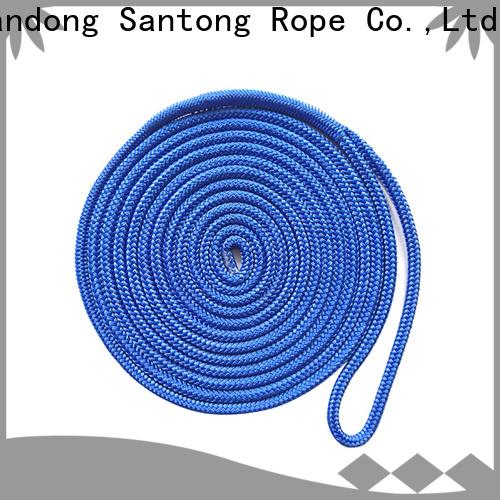 SanTong dock lines online for wake boarding