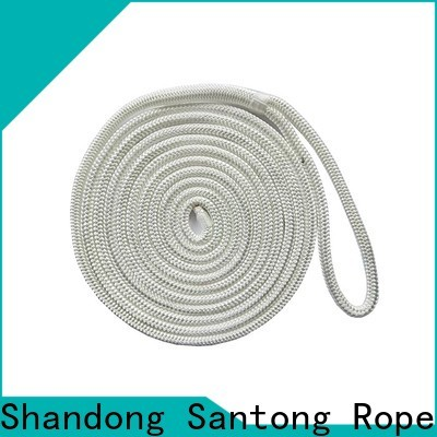 durable dock rope supplier for tubing