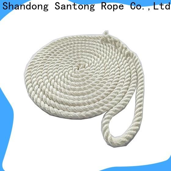 SanTong stronger braided rope supplier for wake boarding