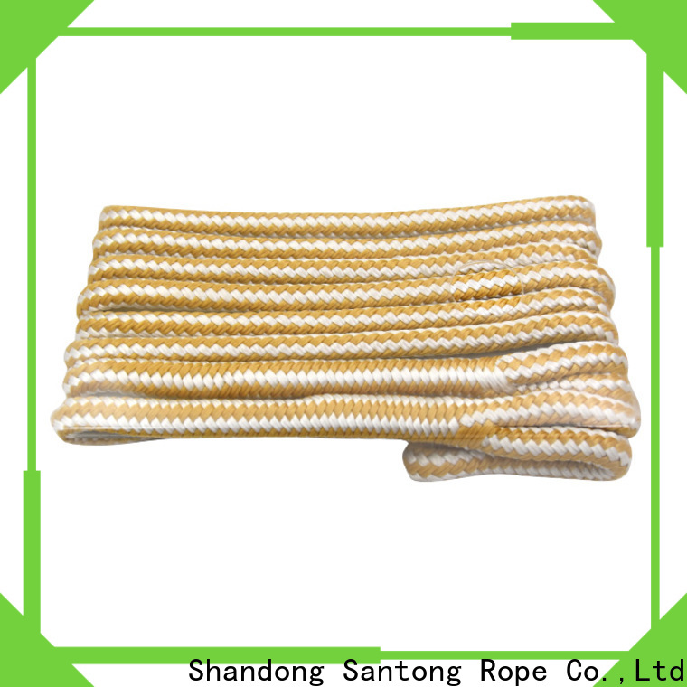 SanTong utility fender rope with good price for prevent damage from jetties