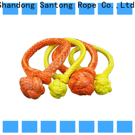 SanTong customized rope shackle customized for car