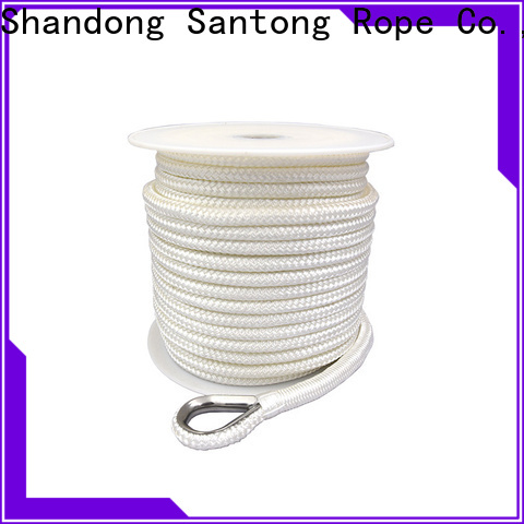 SanTong long lasting boat anchor rope at discount