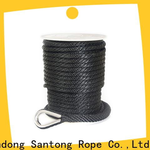 SanTong long lasting braided rope supplier for gas