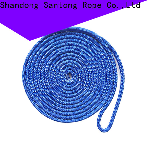 stronger twisted rope factory price for wake boarding