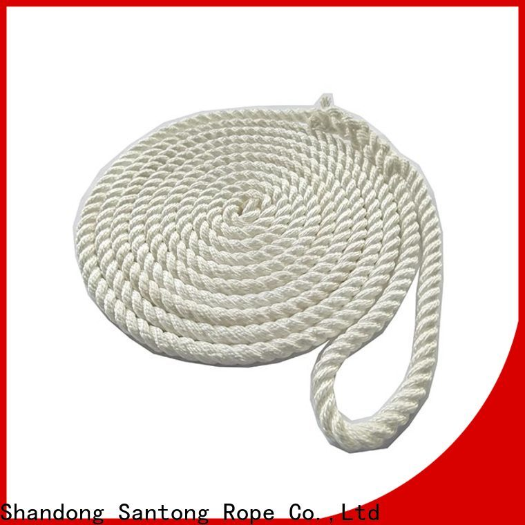 professional pp rope supplier for tubing