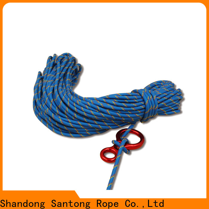 heavy duty rope manufacturers supplier for climbing