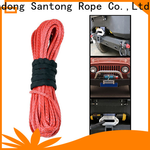 SanTong braided rope wholesale for car