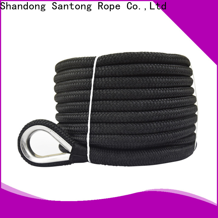 SanTong polyester rope wholesale for oil