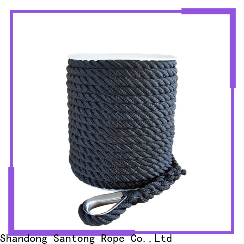 long lasting anchor rope wholesale for oil