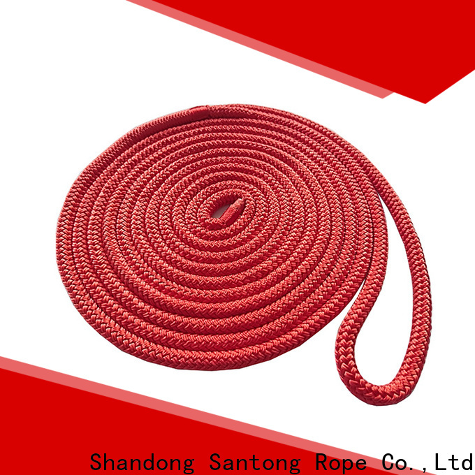 SanTong braided nylon rope wholesale for wake boarding
