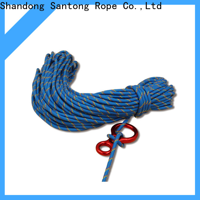 SanTong braided rope directly sale for outdoor