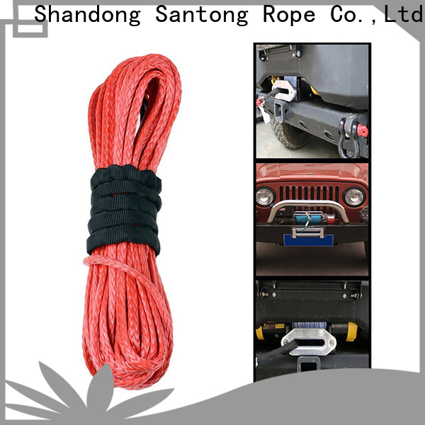 SanTong rope supply manufacturer for vehicle