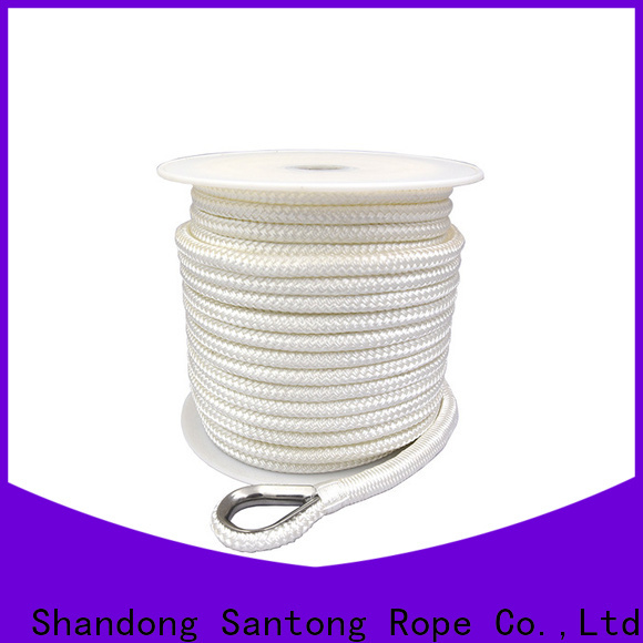 good quality boat anchor rope at discount for saltwater