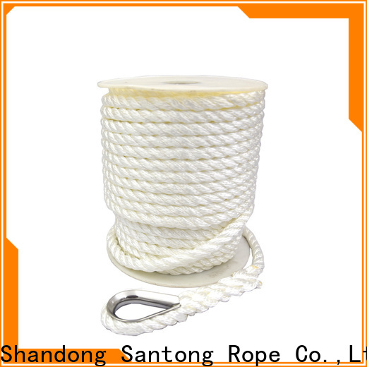 good quality anchor rope supplier for oil