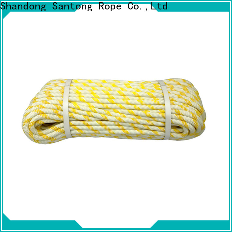 abrasion resistance static rope on sale for climbing
