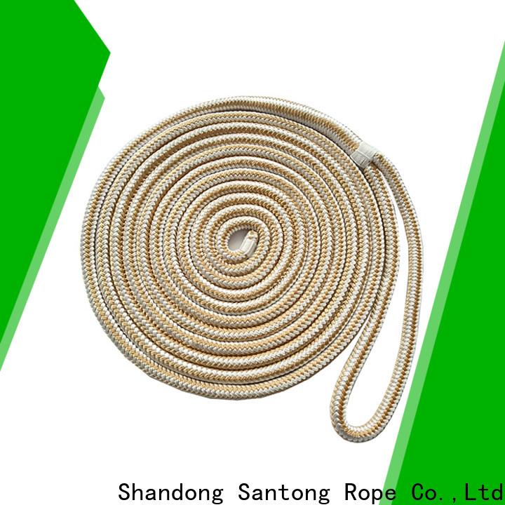 SanTong braided nylon rope wholesale for tubing