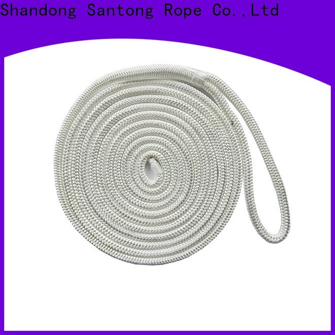 stretch braided nylon rope wholesale for wake boarding