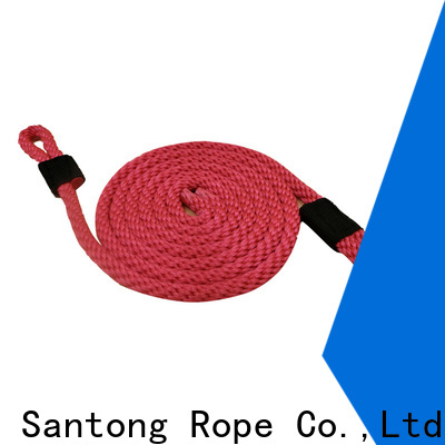 SanTong boat fender rope factory for docks