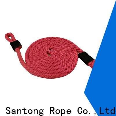 SanTong boat fender rope factory for docks