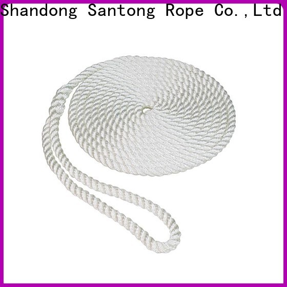SanTong utility braided rope inquire now for prevent damage from jetties