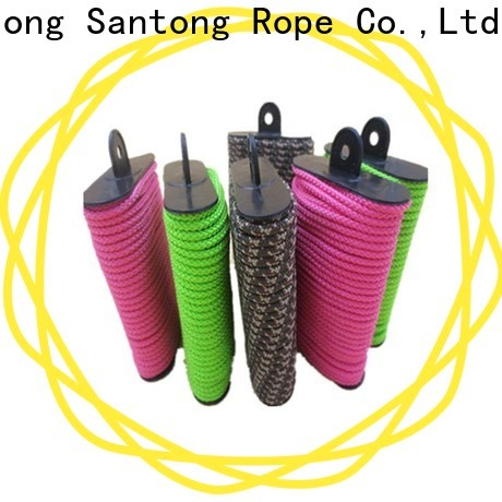 abrasion resistance tent rope supplier for clothesline
