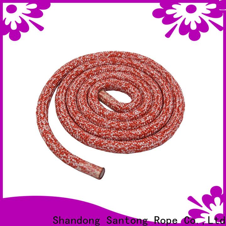 SanTong durable braided nylon rope factory for sailboat