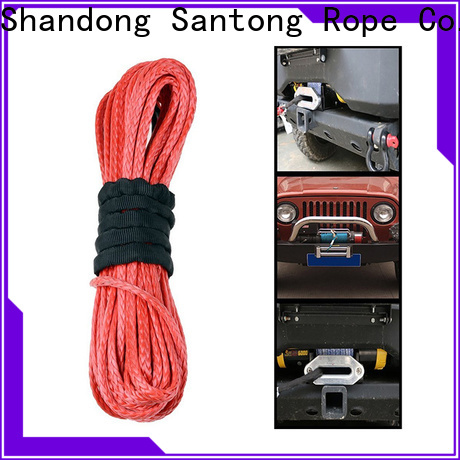 SanTong winch rope on sale for truck
