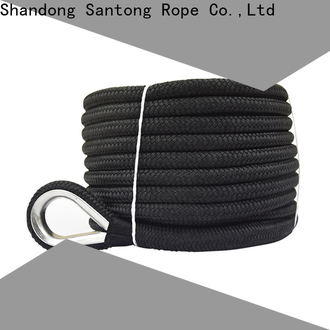 long lasting braided rope factory price for oil