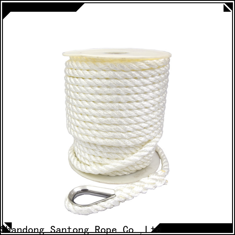 SanTong anchor rope and chain factory price for oil