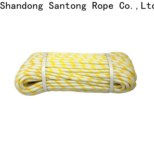 professional static climbing rope customized for abseiling