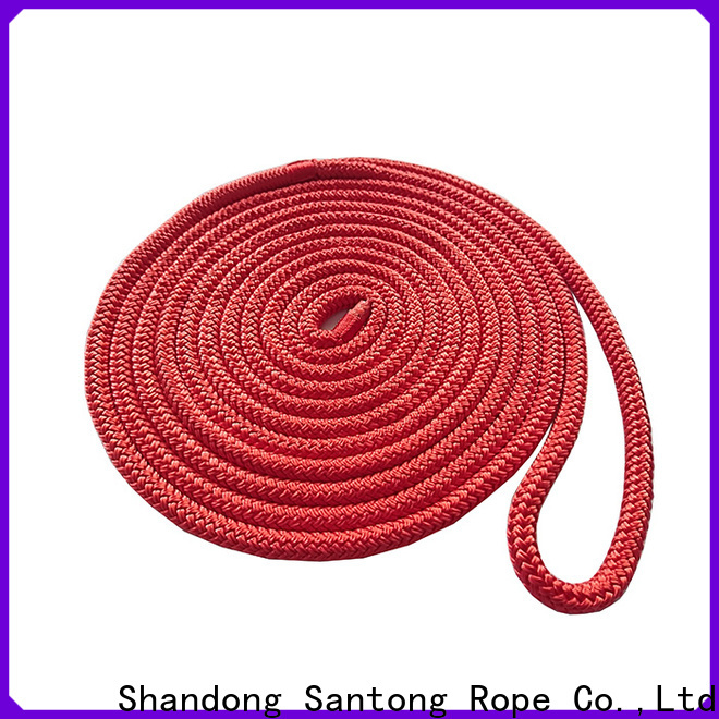 SanTong professional mooring lines wholesale for skiing