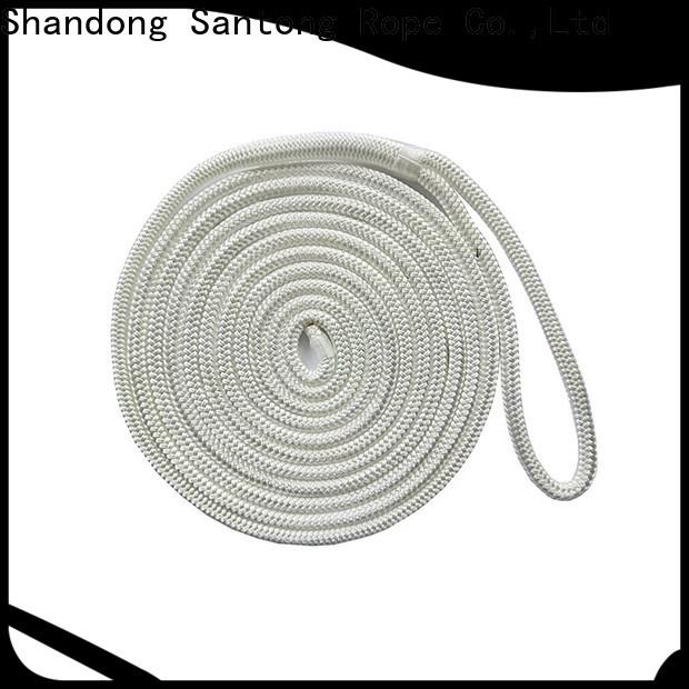 stronger braided nylon rope wholesale for wake boarding