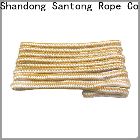 SanTong polyester rope factory for pilings