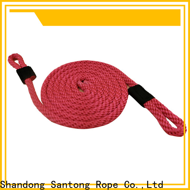 SanTong utility rope for sale with good price for prevent damage from jetties