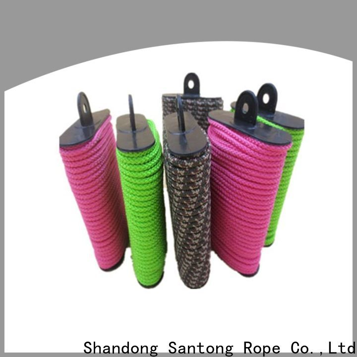 abrasion resistance clothes hanging rope supplier for garden