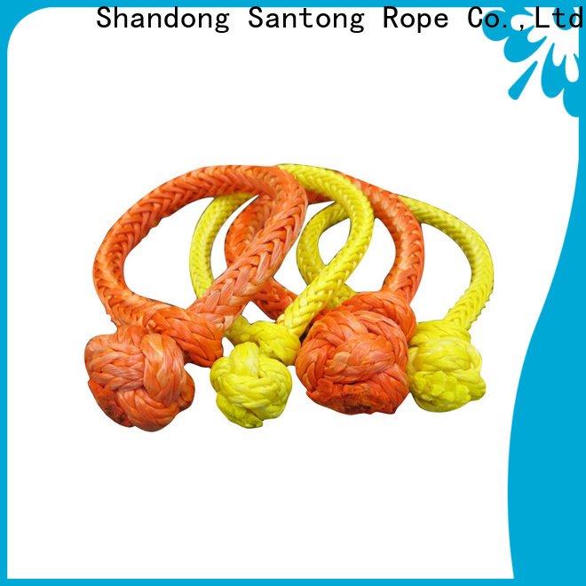 durable shackle rope manufacturer for vehicle
