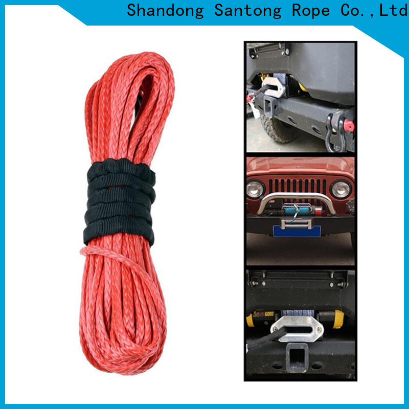 SanTong safety winch line wholesale for vehicle