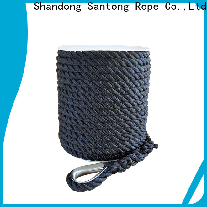 SanTong polyester rope at discount for gas