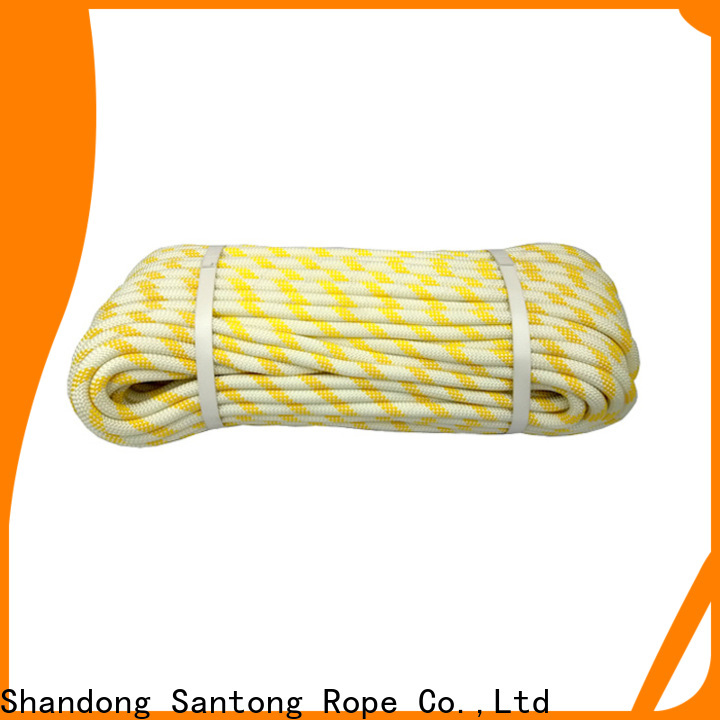 SanTong climbing rope sale customized for abseiling