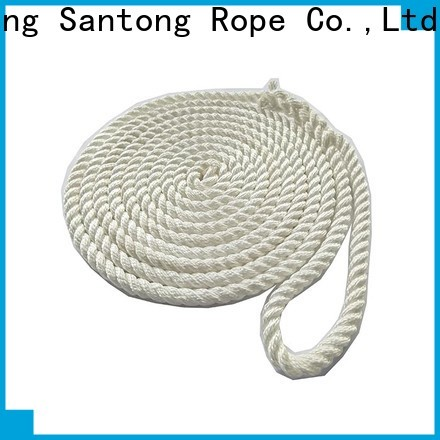 SanTong professional twisted rope supplier for tubing
