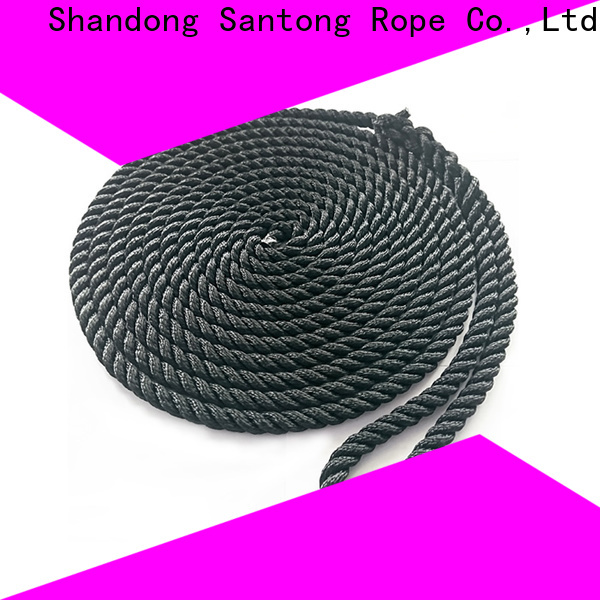 stronger twisted rope wholesale for tubing