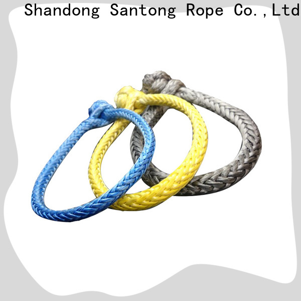 SanTong customized rope shackle manufacturer for car