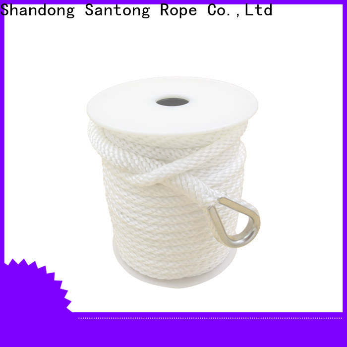 professional anchor rope for boats supplier