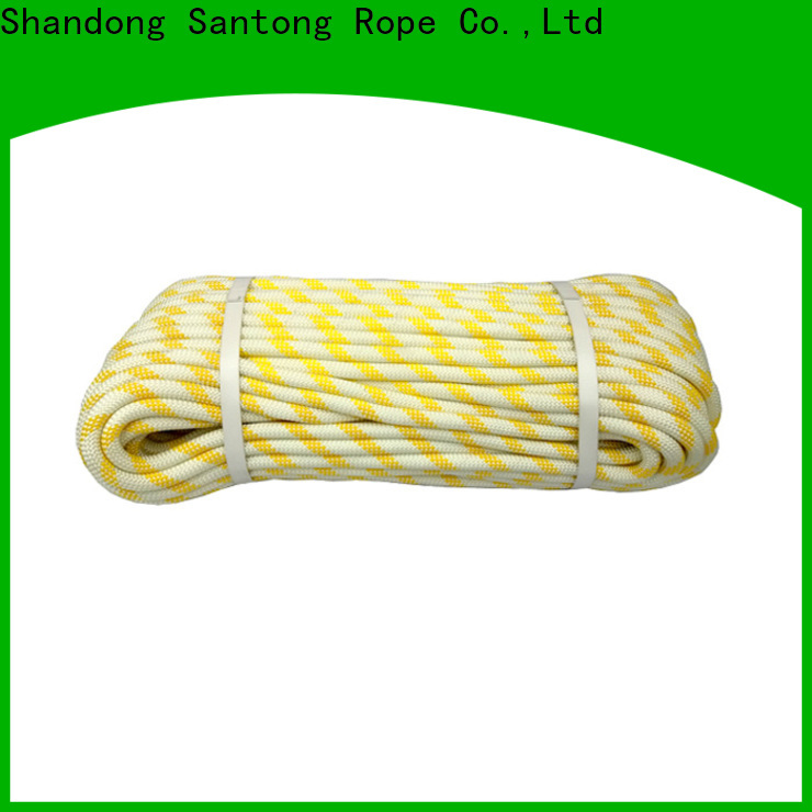 SanTong powerful static rope manufacturer for caving