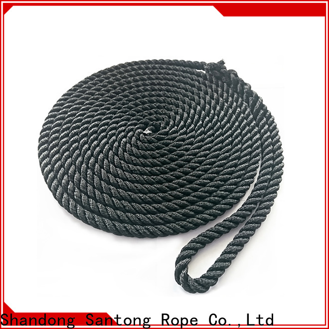 SanTong ship rope factory price for skiing