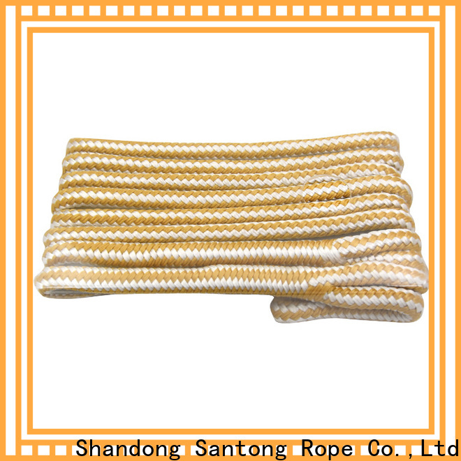 multifunction boat fender rope with good price for pilings