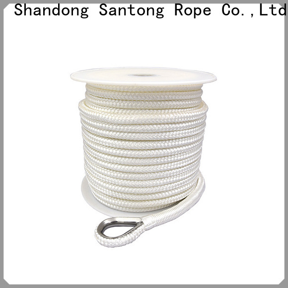 good quality polyester rope wholesale for oil