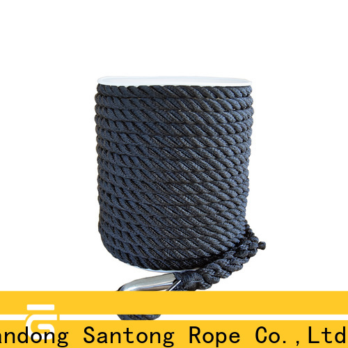 SanTong good quality anchor ropes factory price for oil