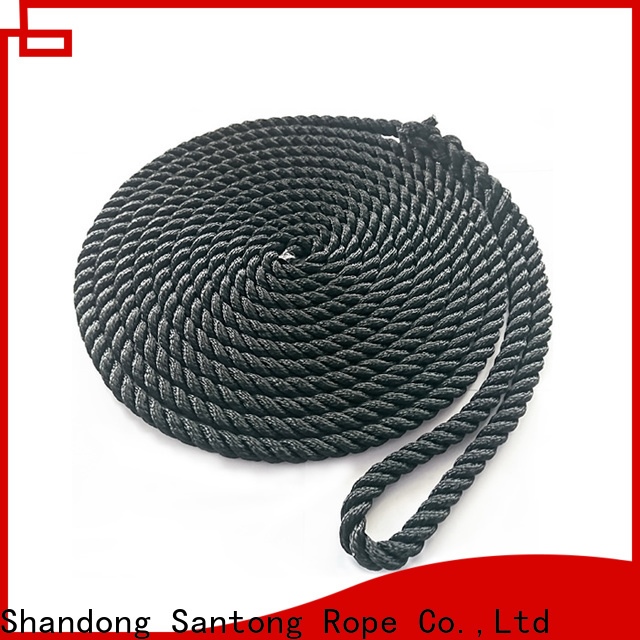 SanTong twisted rope factory price for wake boarding