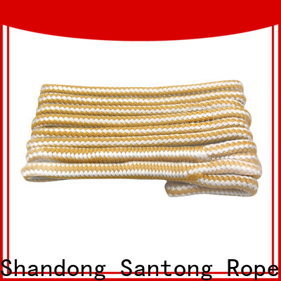 multifunction twisted rope with good price for prevent damage from jetties